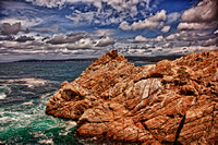 Point Lobos HDR